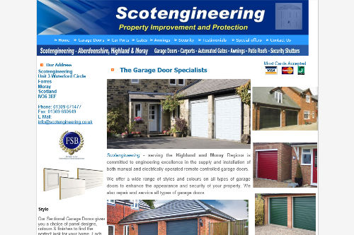website designer scotland